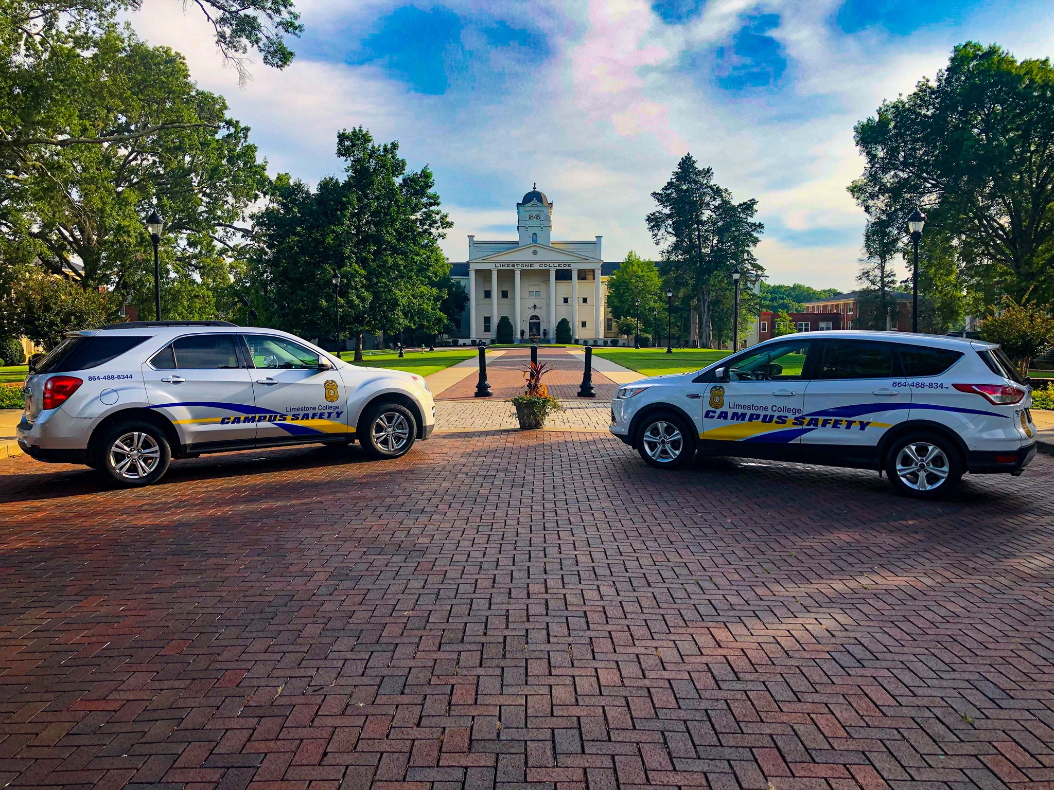 Limestone College moves forward to create police force
